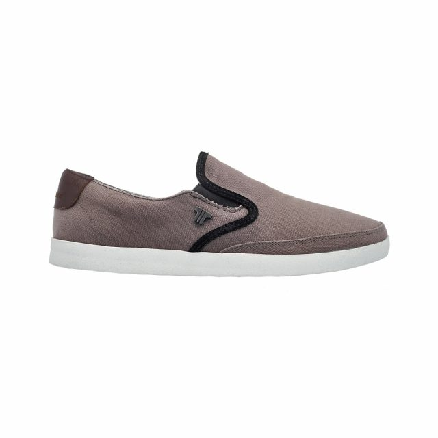 Tisza Shoes - Regatta - grey-black