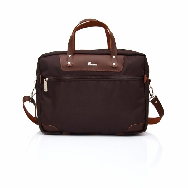Tisza Shoes - BP Bag - BROWN NOTEBOOK