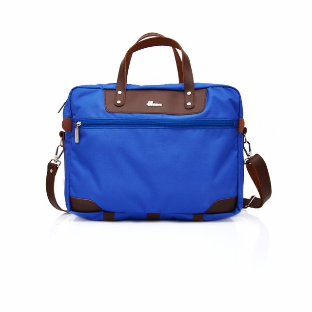Tisza Shoes - BP Bag - Blue Notebook