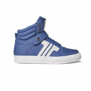 Tisza Shoes - M4 - Blue-white