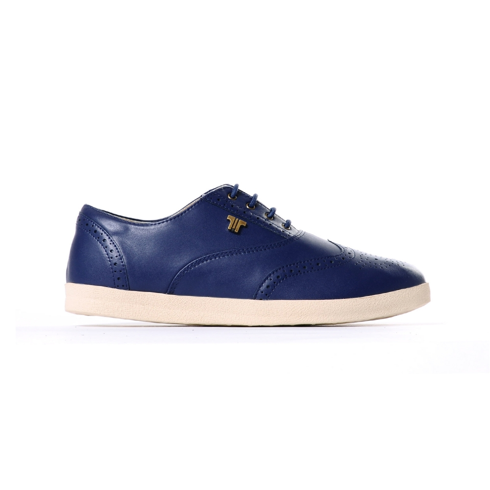 Tisza Shoes - Royal - darkblue