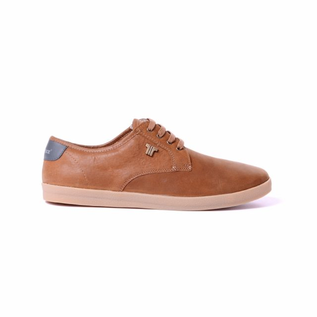 Tisza Shoes - City - Caramel-shadow