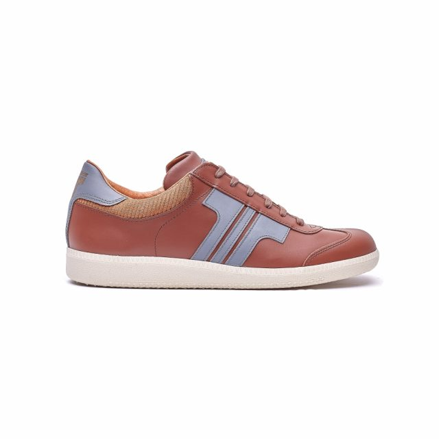 Tisza Shoes - Compakt - rust-grey