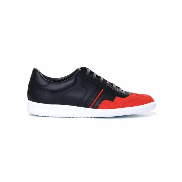 Tisza Shoes - Compakt - red-black