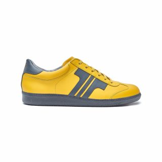 Tisza Shoes - Compakt - yellow-shadow