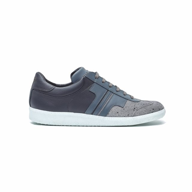 Tisza Shoes - Compakt - grey-shadow-black