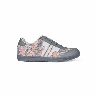 Tisza Shoes - Compakt - grey-flower