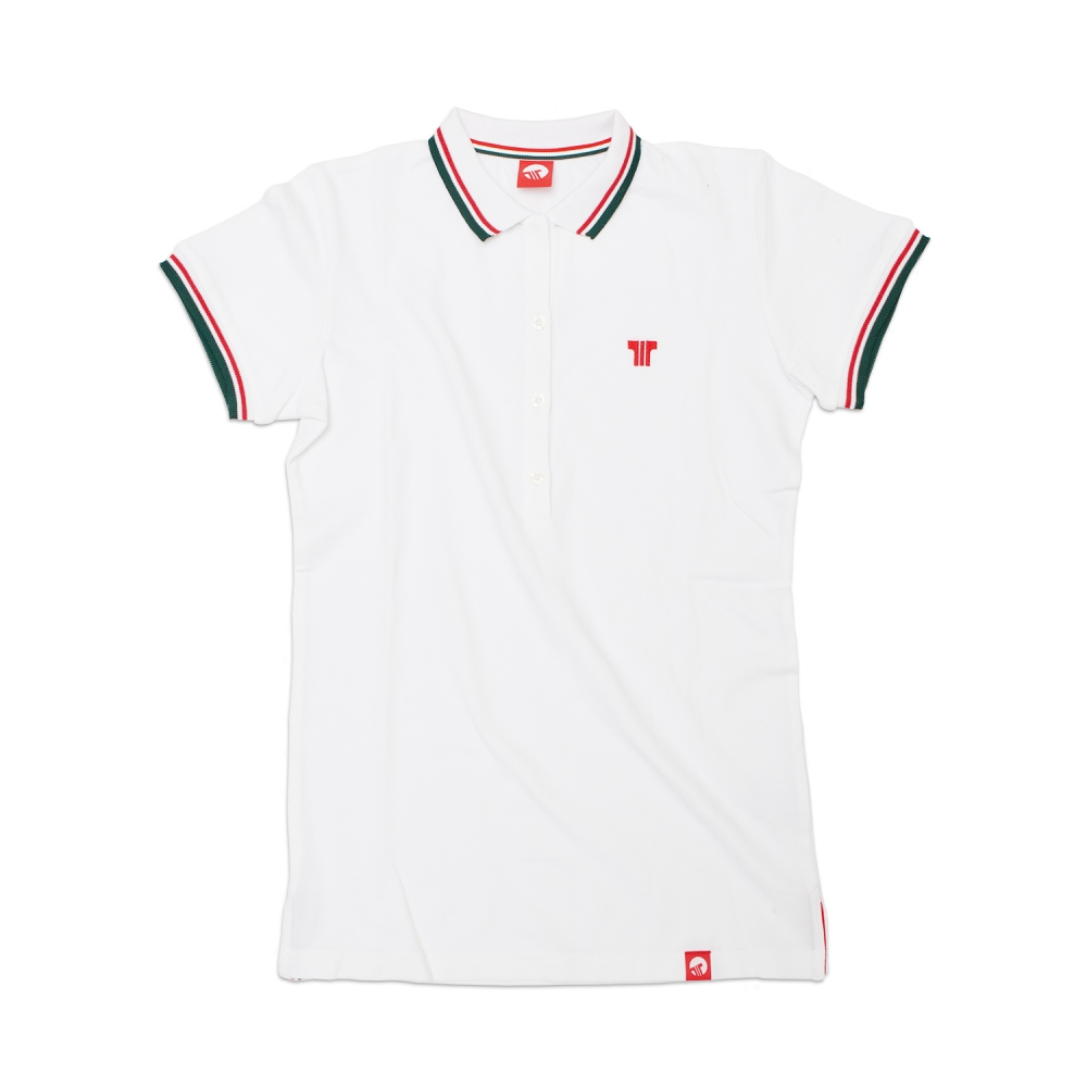 Tisza Shoes - Tennis shirt - women white