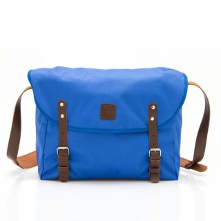 Tisza Shoes - BP Táska - Messenger-Blue