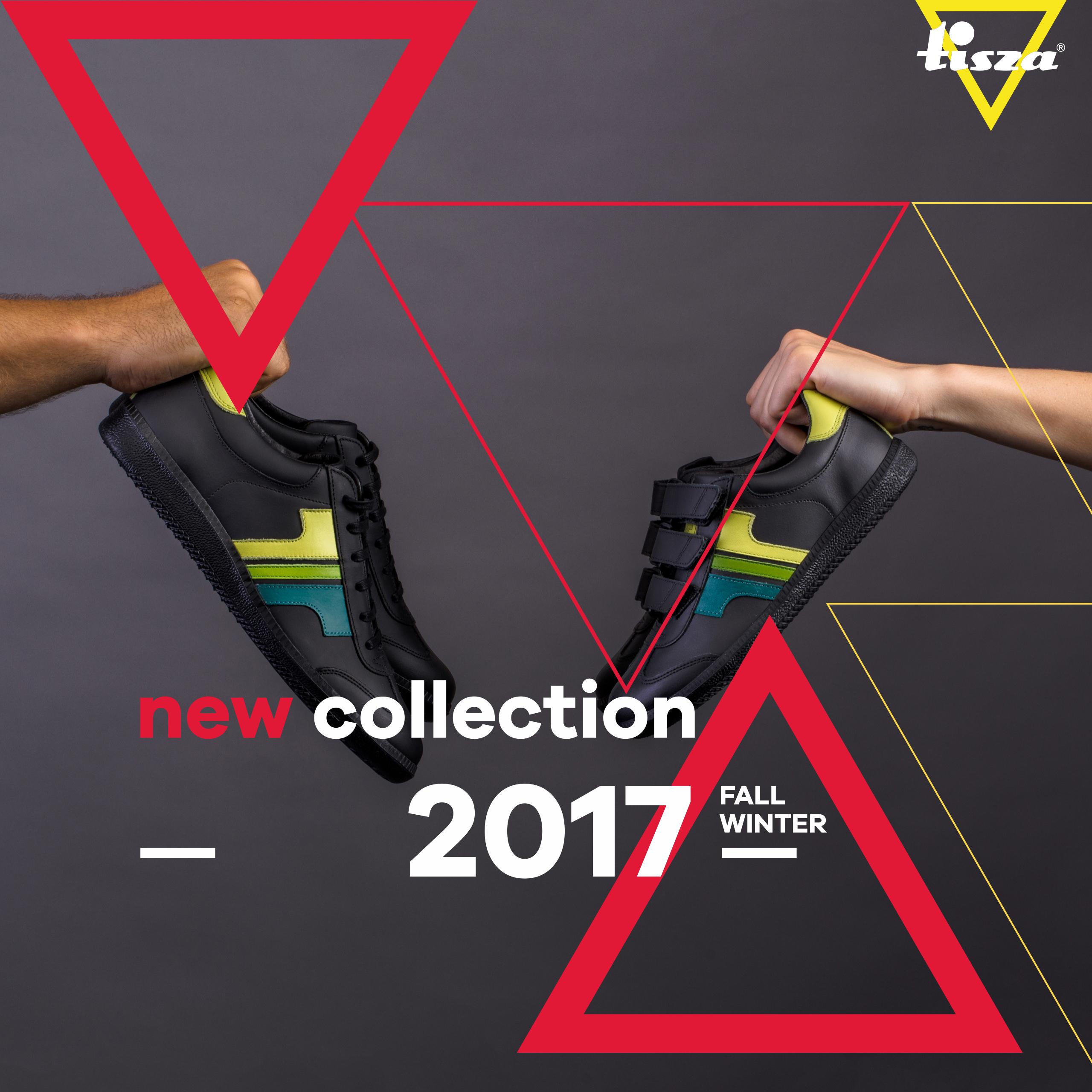 Tisza cipő - Fekete-3zöld