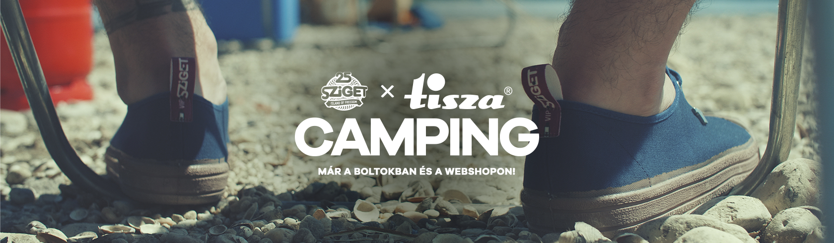Sziget x Tisza CAMPING