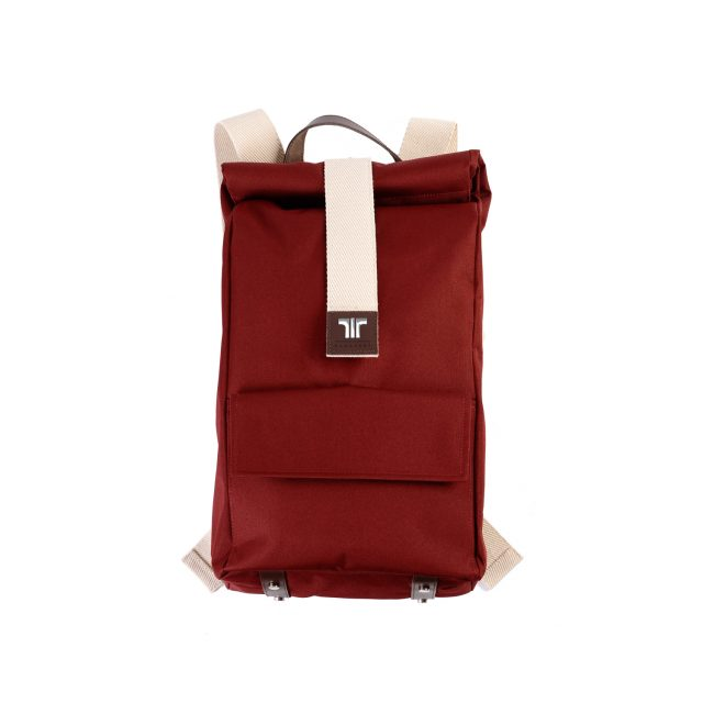 Tisza shoes - Backpack - Bordó