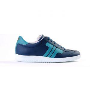 Tisza cipő - Compakt - Sötétkék-víz