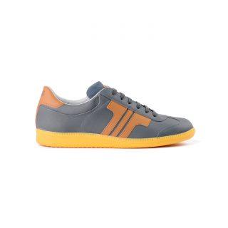 Tisza cipő - Compakt - szürke-dohány