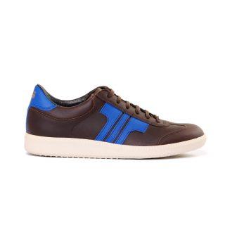 Tisza cipő - Compakt - Barna-azúr