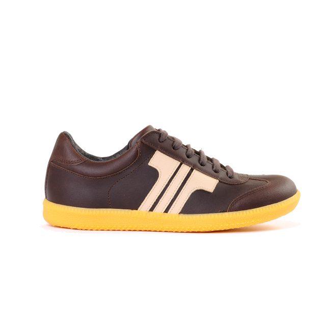 Tisza-cipő - Compakt - Barna-bézs