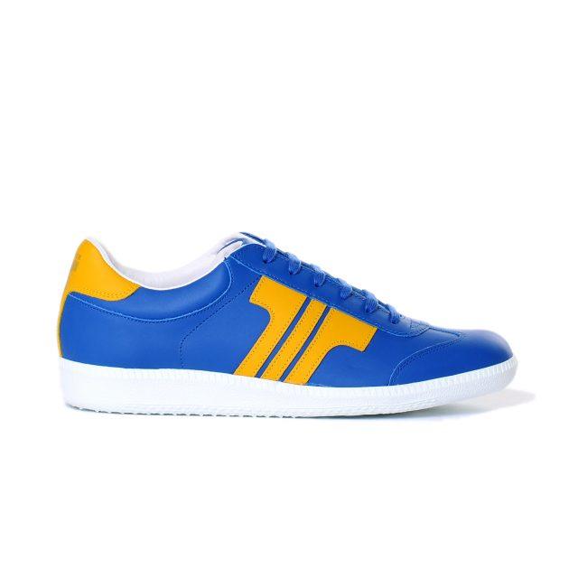 Tisza cipő - Compakt - Royal-sárga