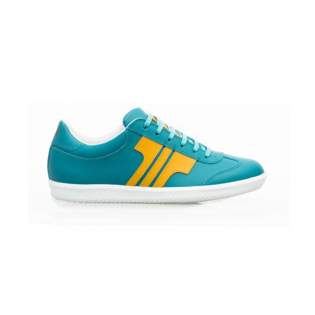 Tisza cipő - Compakt - Víz-sárga