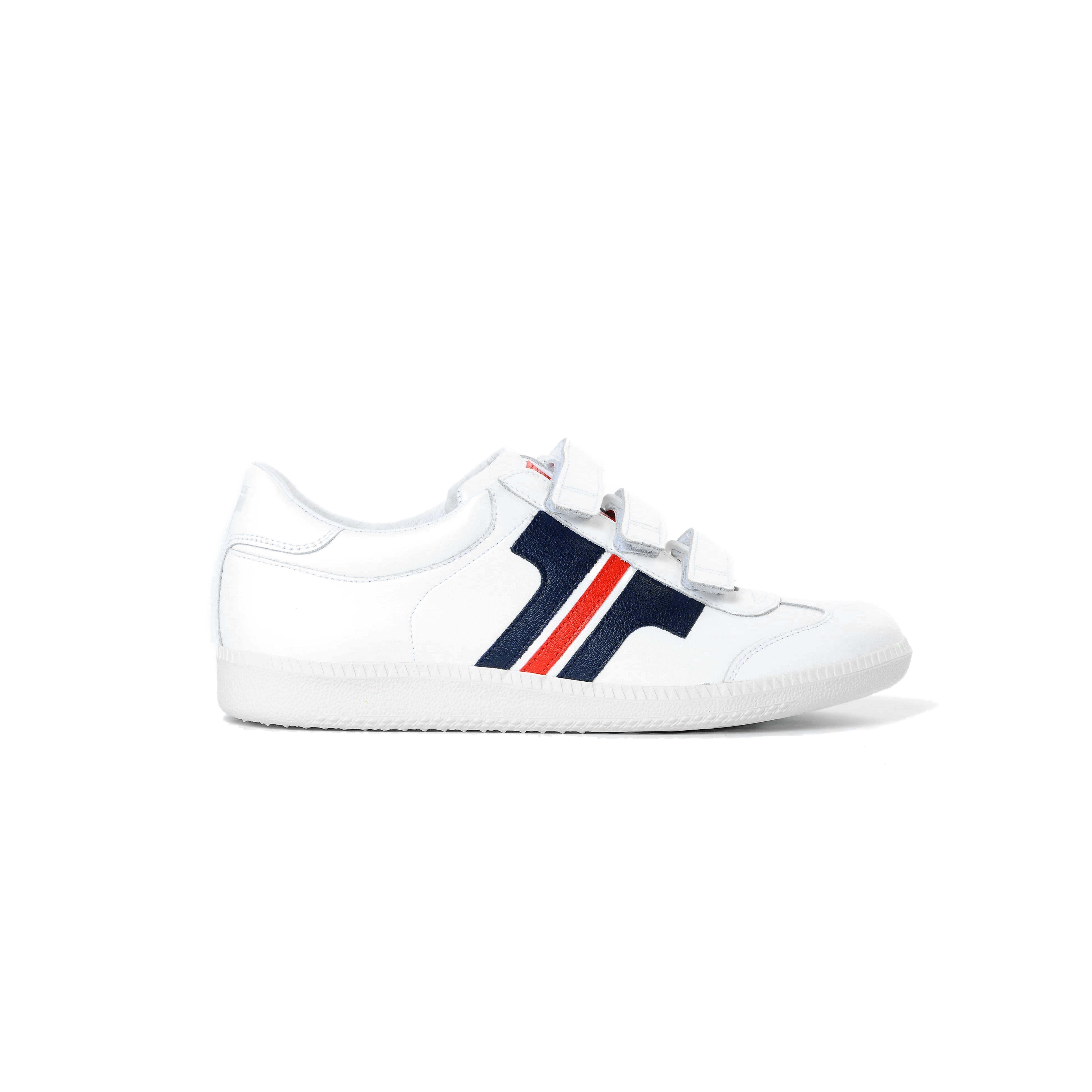 Tisza cipő - Compakt delux - Fehér-klasszik