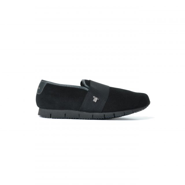 Tisza cipő - Public S - Fekete