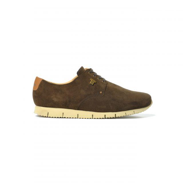 Tisza cipő - Public - Barna-dohány