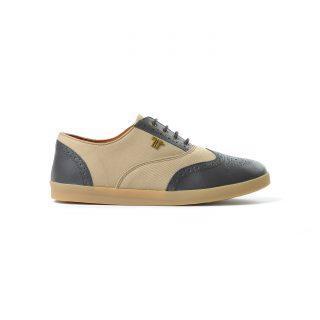 Tisza cipő - Royal - Barna