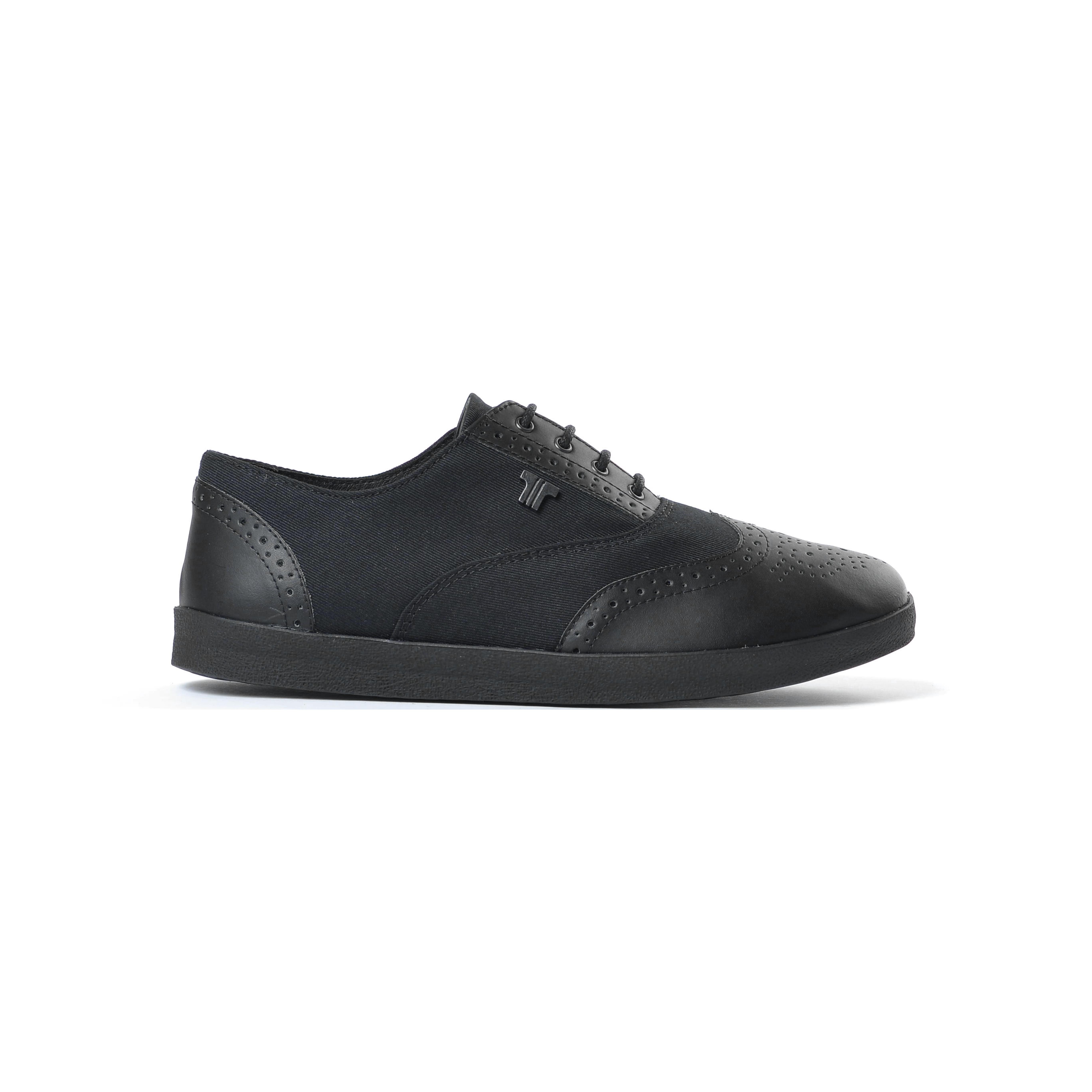 Tisza cipő - Royal - Fekete