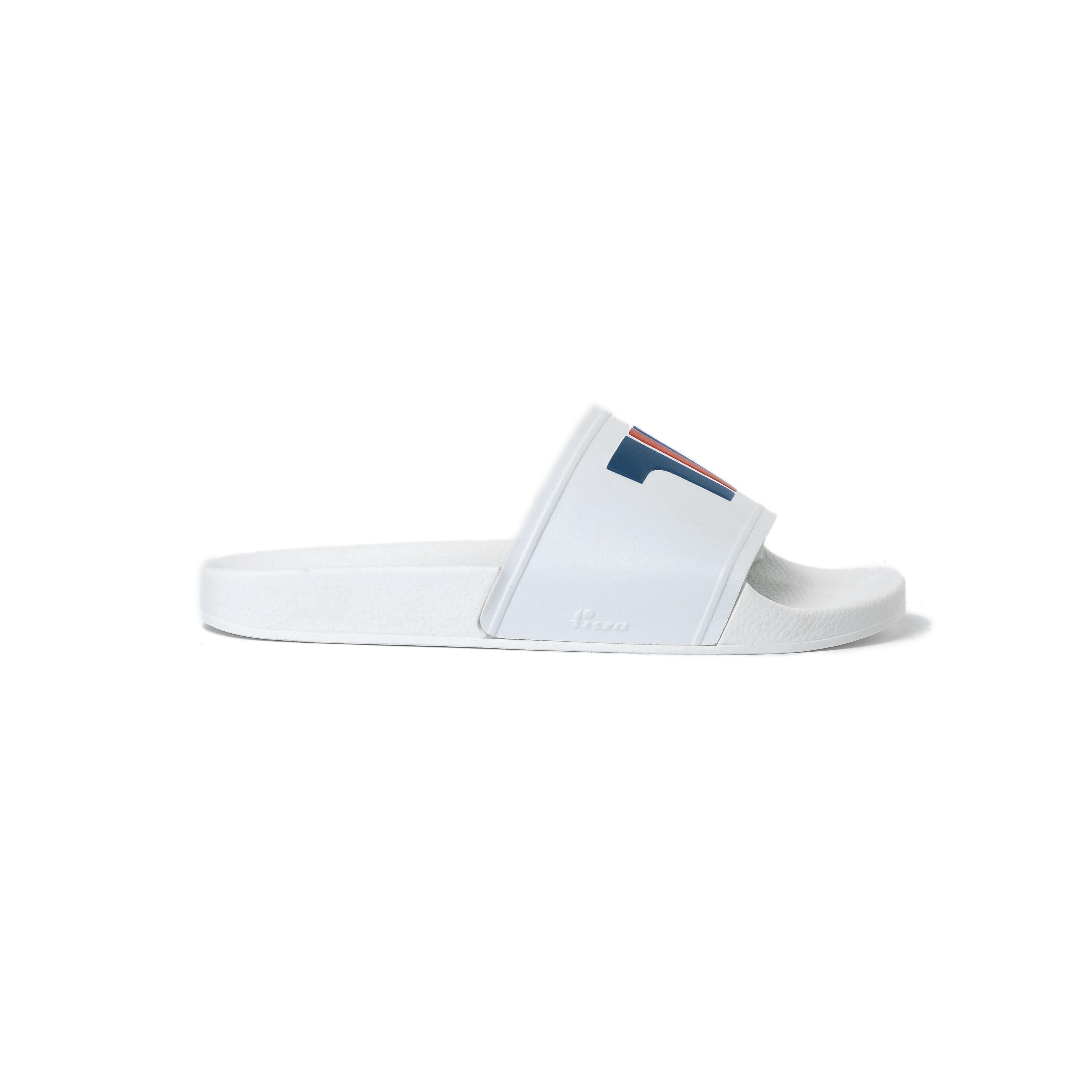 Tisza cipő - Papucs - Fehér-klasszik