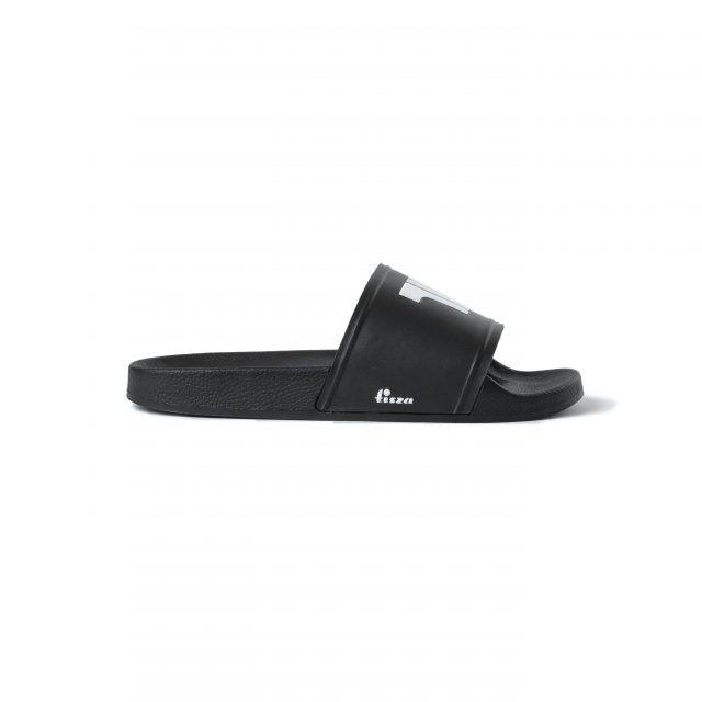 Tisza cipő - Papucs - Fekete-fehér