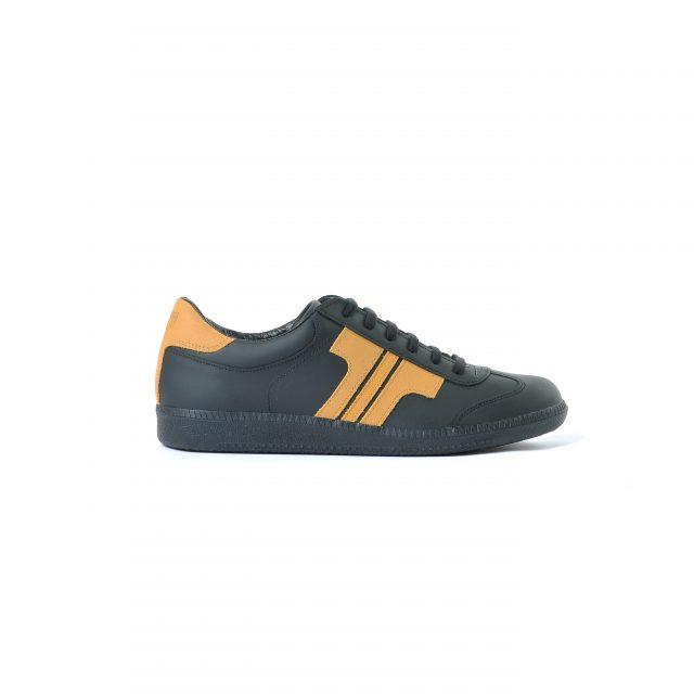 Tisza cipő - Compakt - Fekete-oroszlán