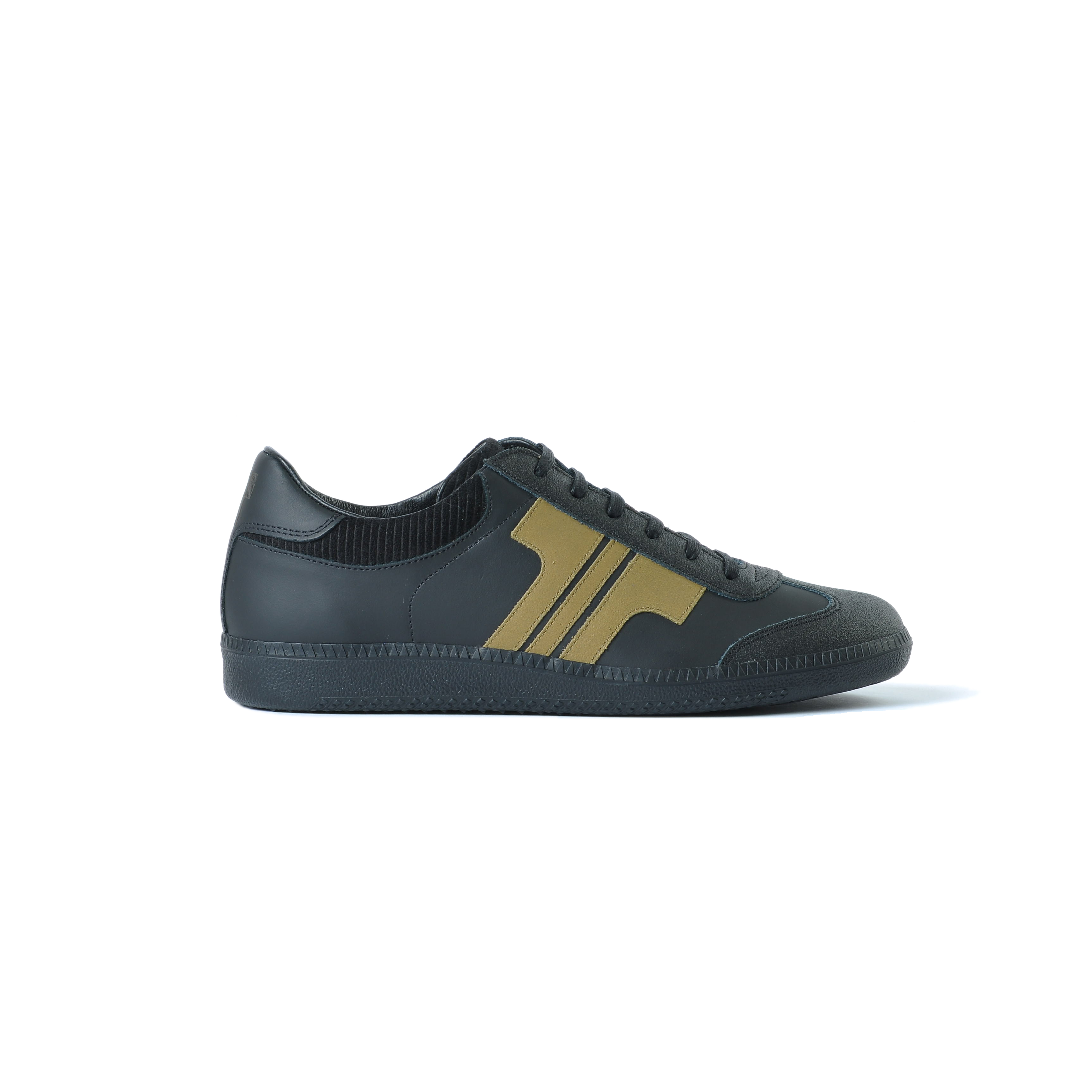Tisza cipő - Compakt - Fekete-keki