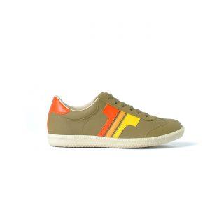 Tisza cipő - Compakt - Keki-3sárga
