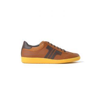 Tisza cipő - Compakt - Mahagóni-barna