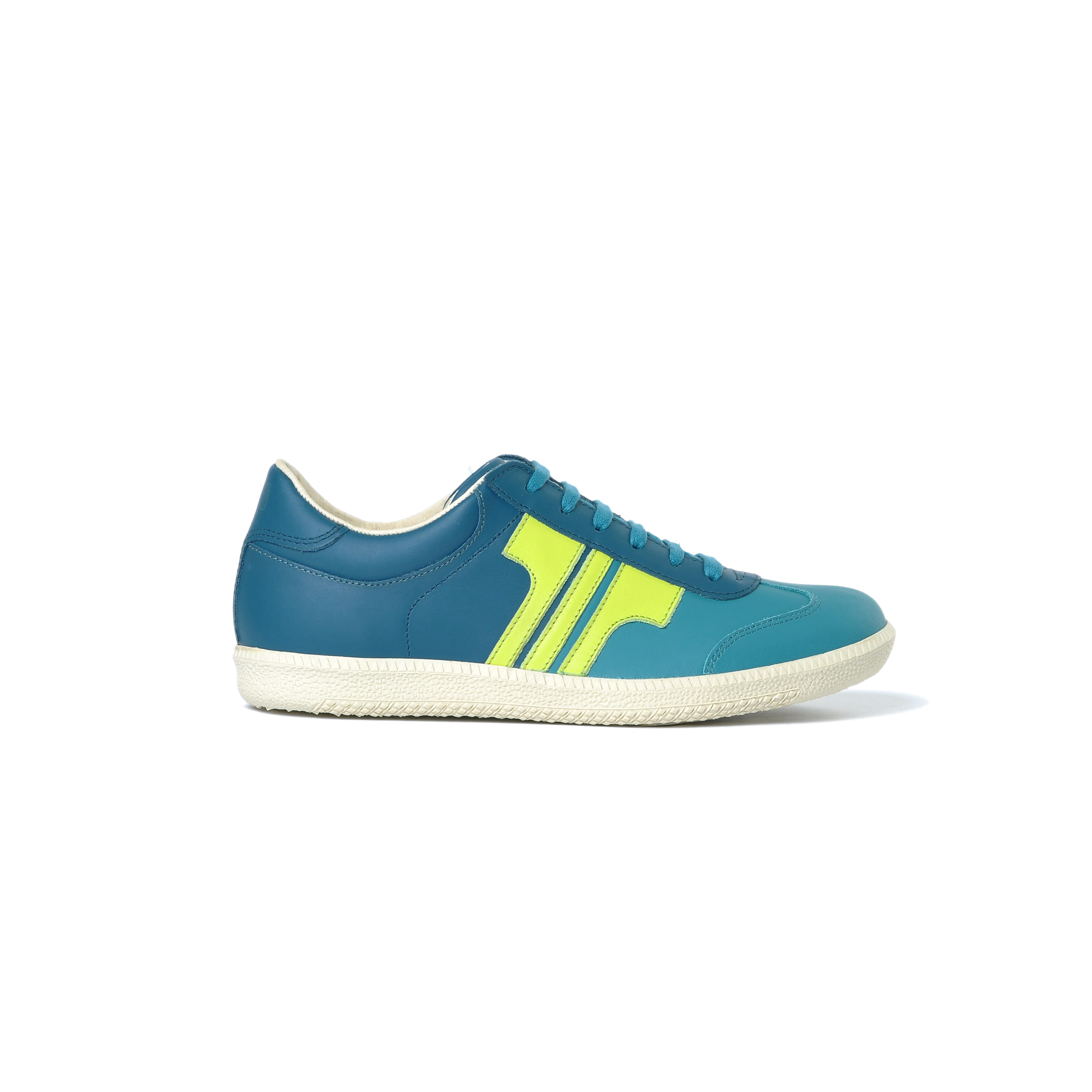 Tisza cipő - Compakt - Víz-kékkoral-ánizs