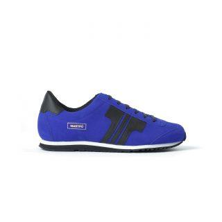 Tisza cipő - Martfű - Indigó-fekete