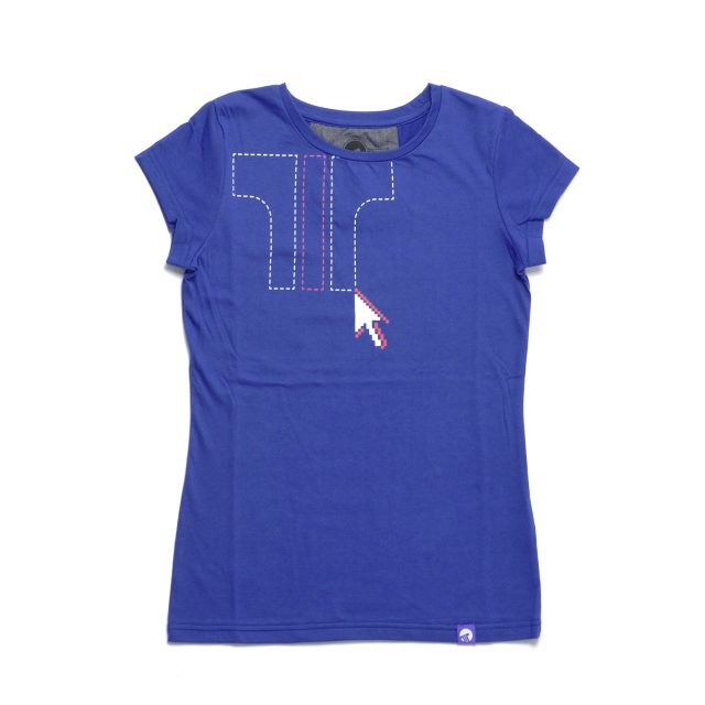 Tisza cipő - Póló - Női póló kurzor