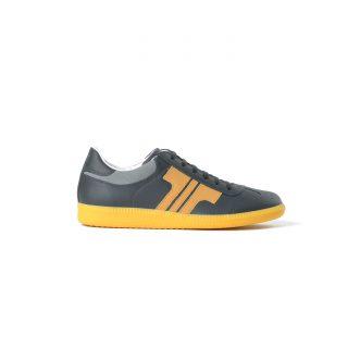 Tisza cipő - Compakt - Árnyék-dohány