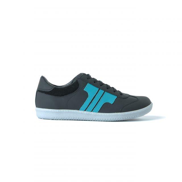 Tisza cipő - Compakt - Fekete-víz