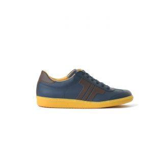 Tisza cipő - Compakt - Sötétkék-barna