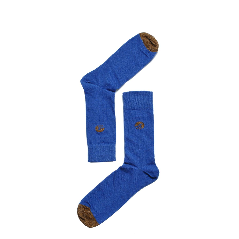 Tisza cipő - Zokni - Kék
