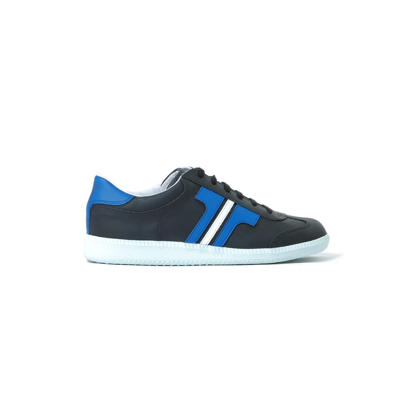 Tisza cipő - Compakt - Fekete-royal-fehér