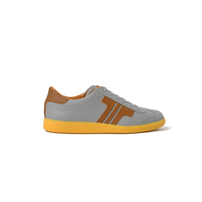 Tisza cipő - Compakt - Szürke-bronzbarna