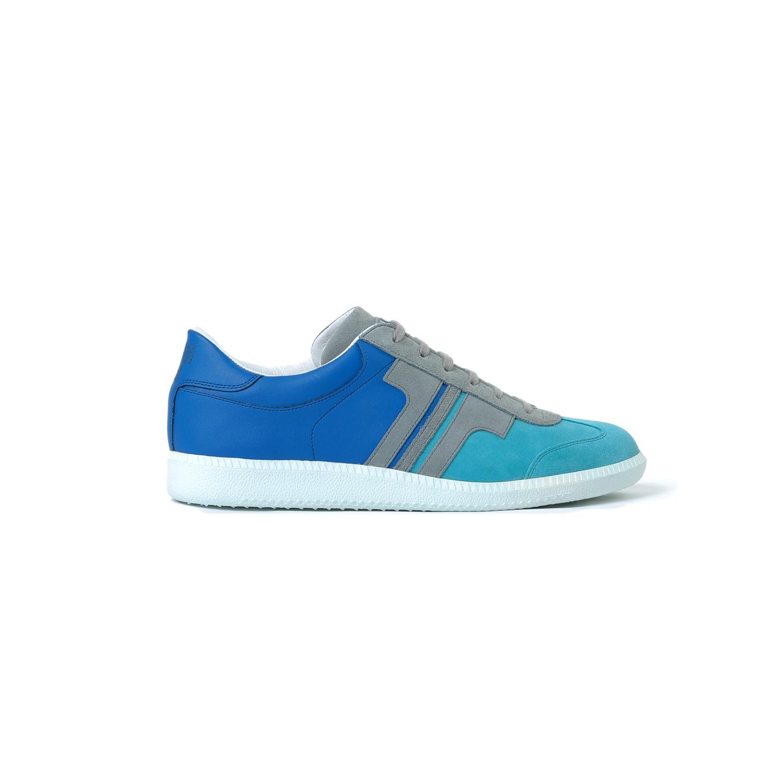 Tisza cipő - Compakt - Víz-szürke-royal