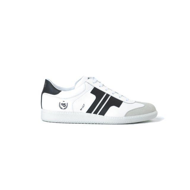 Tisza cipő - Compakt - Fehér-fekete