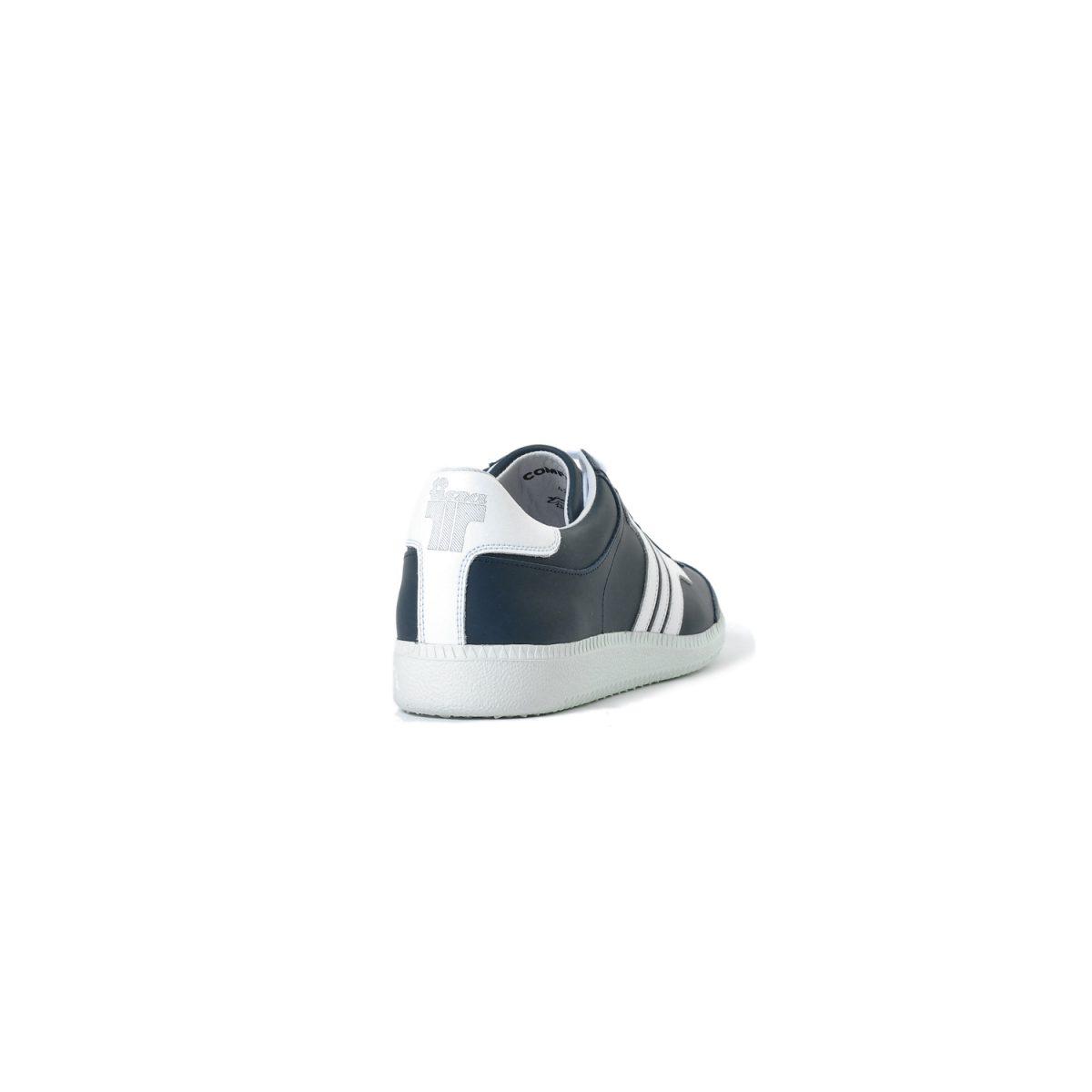 Tisza cipő - Compakt - Sötétkék-fehér
