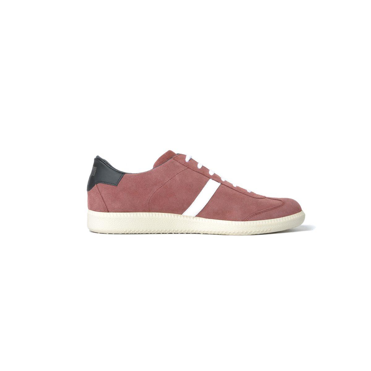 Tisza cipő - Comfort - Gesztenye-fehér-fekete