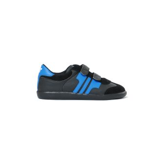Tisza cipő - Junior - Fekete-royal