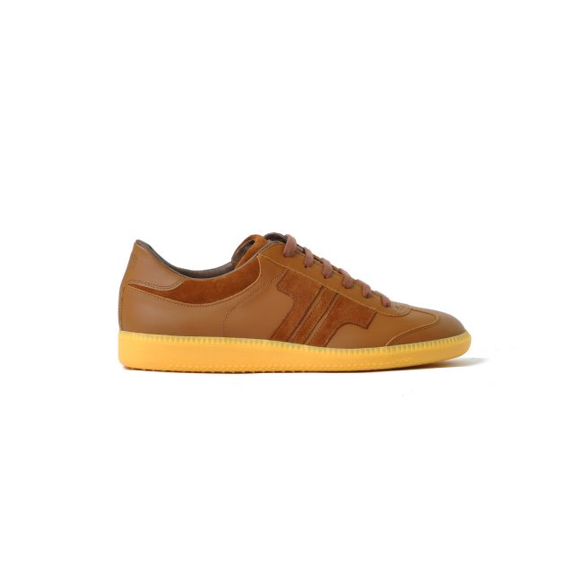 Tisza cipő - Compakt - Bronzbarna-rozsda