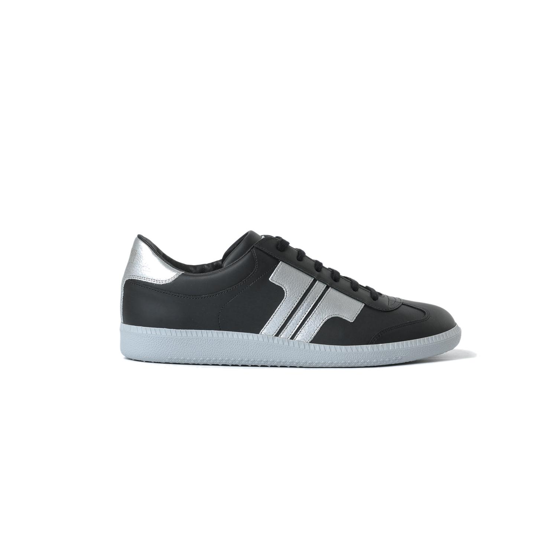Tisza cipő - Compakt - Fekete-ezüst
