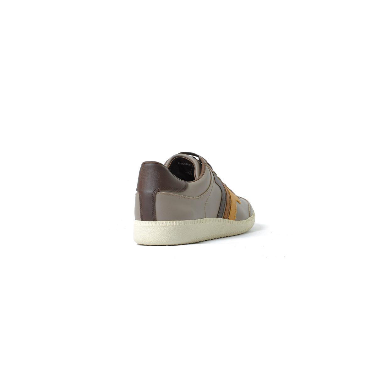 Tisza cipő - Compakt - Föld-3barna